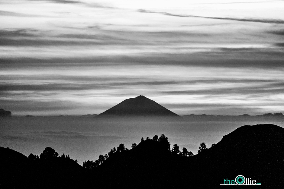 Wulkany na Bali - zdjęcia z Indonezji