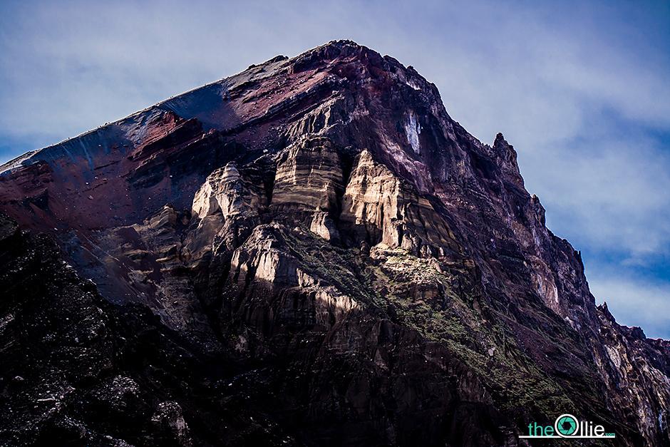 Trekking w górach Indonezji - foto