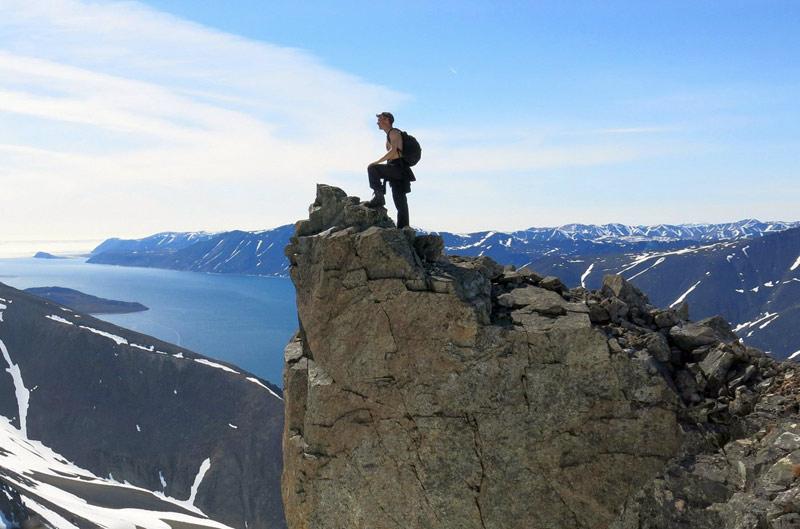 Góry Czukotki - podróż do Rosji