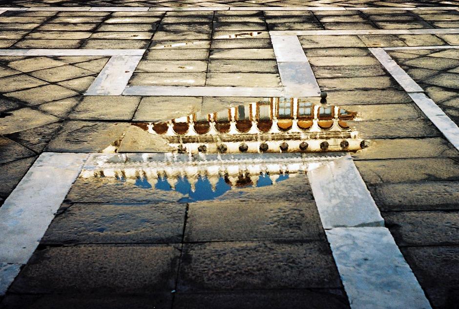 Plac świętego Marka w Wenecji