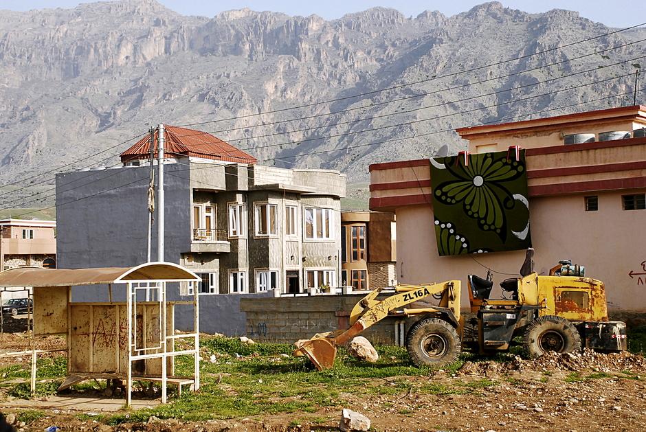 Kurdyjski dywan
