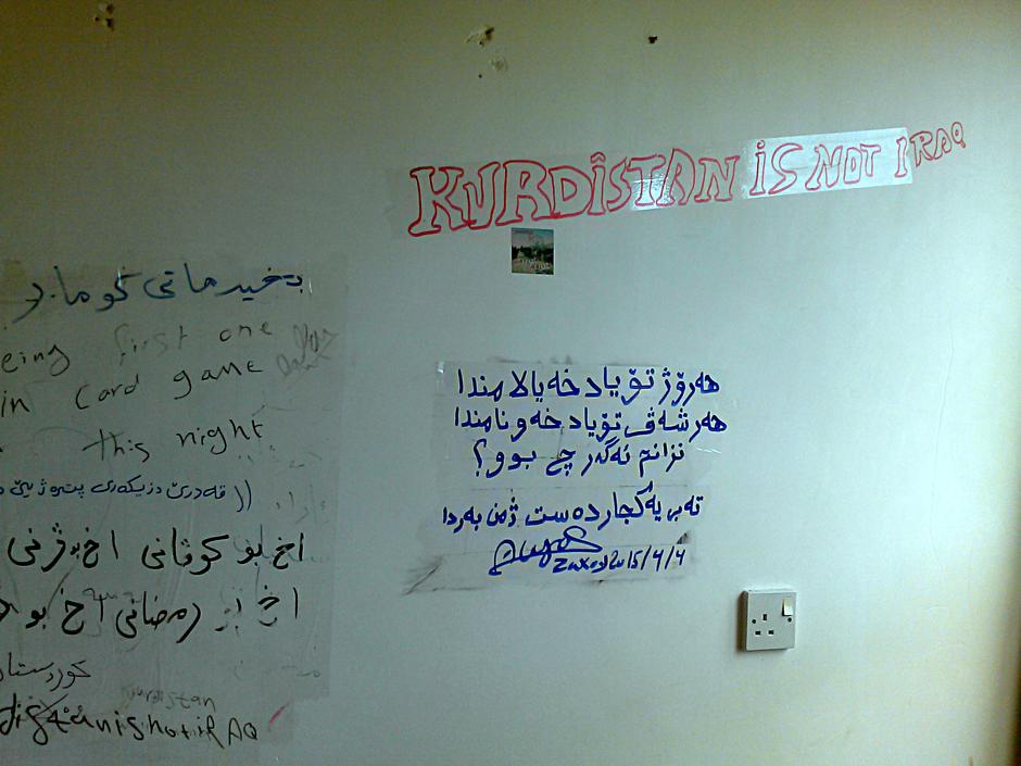 Kurdistan is not Iraq
