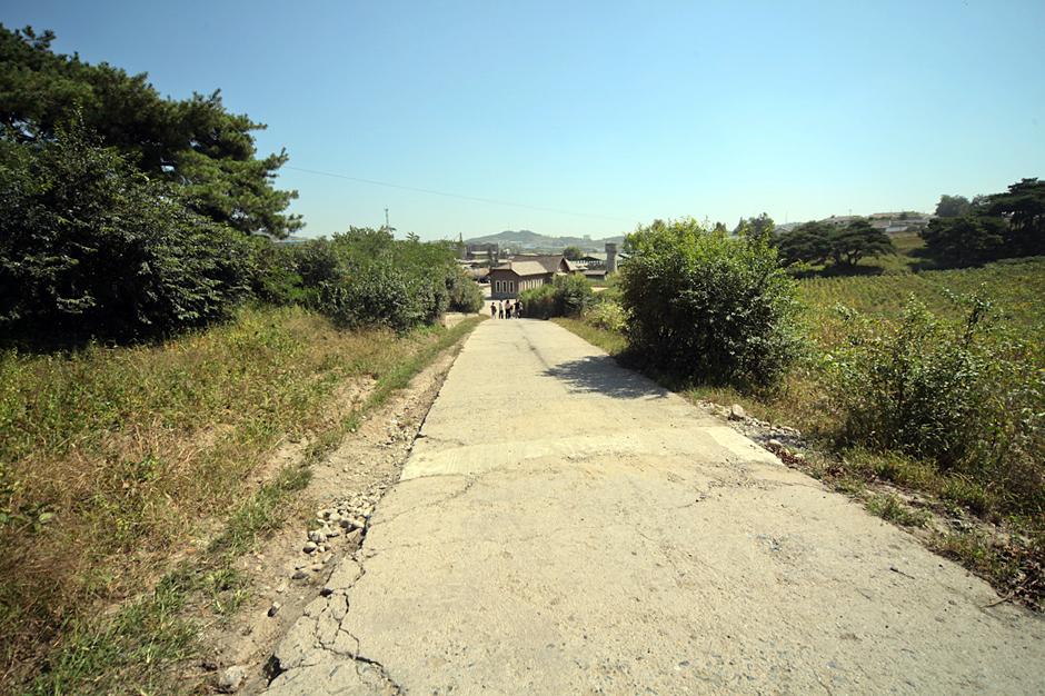 Droga przez Koreę Północną - zdjęcia z podróży
