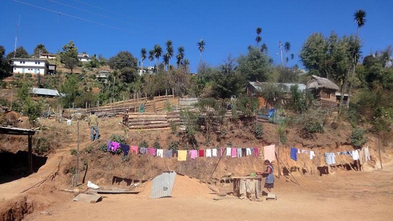 Wieć w Meksyku, stan Oaxaca