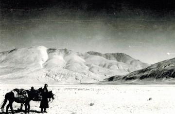 Stare zdjęcie z Tybetu