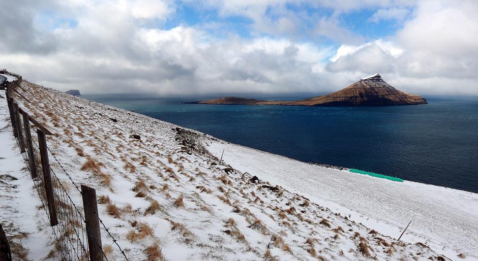 Wyspa Streymor na Wyspach Owczych - zdjęcia