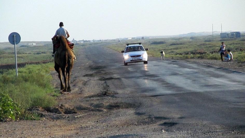 Zachodni Kazachstan