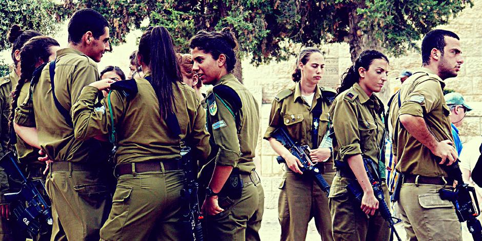 Kobiety w armii Izraela
