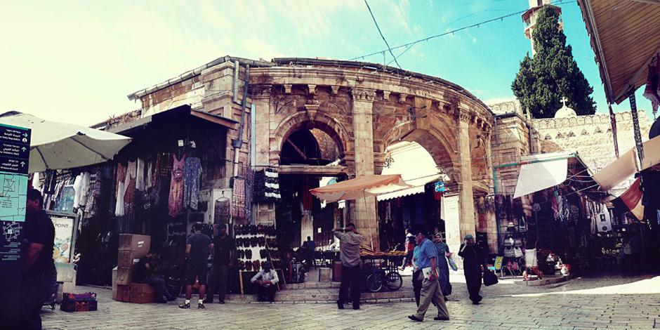 Jerozolima - zdjęcia ze Starego Miasta