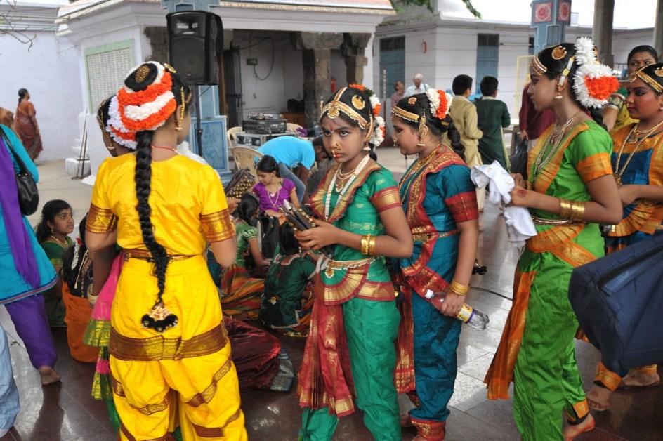 Tancerki z Kerali