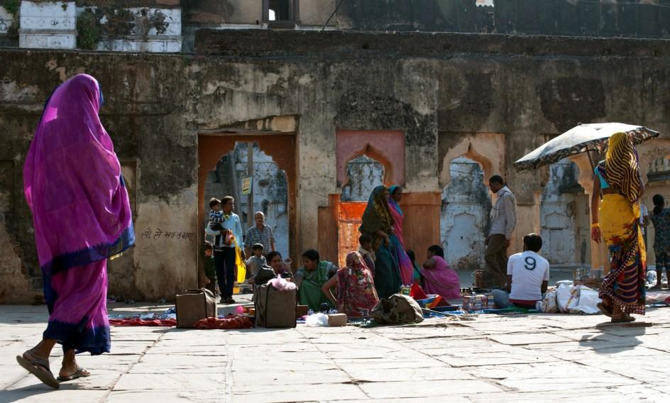 Indie, Orchha