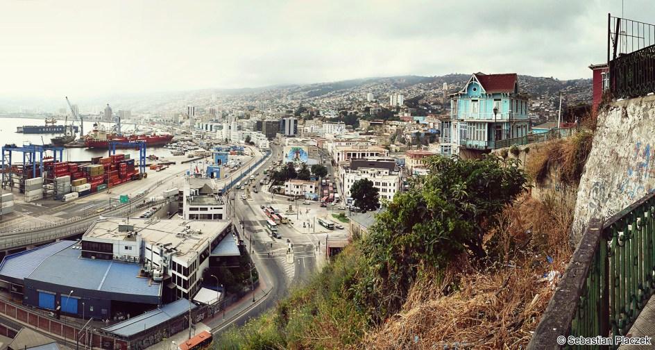 Zdjęcia z podrózy do Chile, Valparaiso