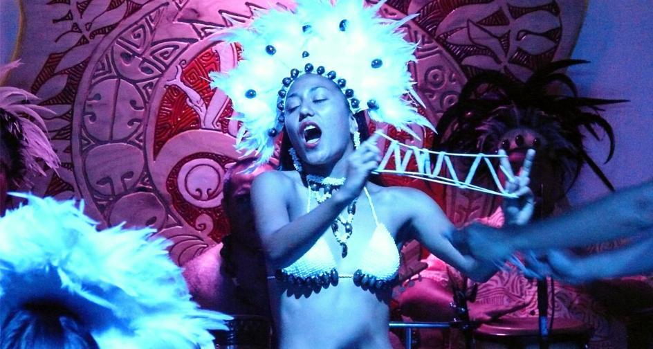 Tancerka z Wyspy Wielkanocnej