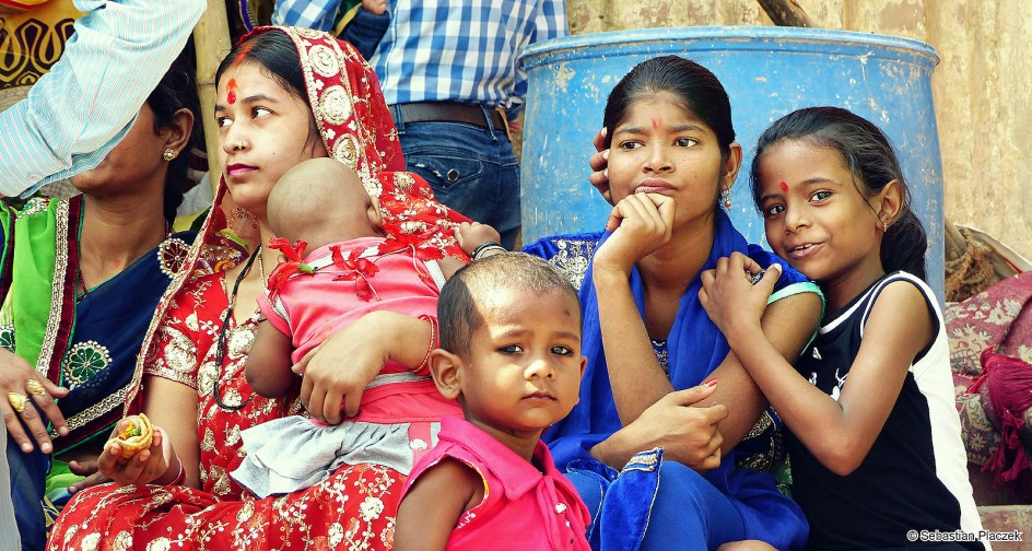 Zdjęcia z Indii. Życie w Waranasi - foto Sebastian Placzek