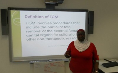 ENDING FEMALE GENITAL MUTILATION (FGM)