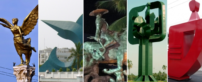 ¿Cuánto costaron otras esculturas de Colima?