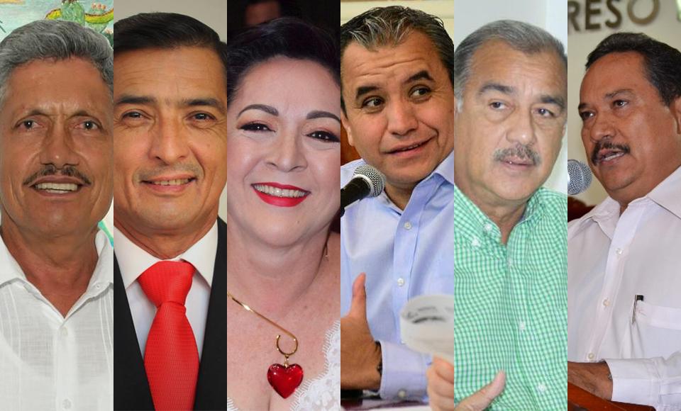Proponen inhabilitación de 8 ex diputados