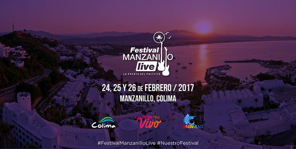 Anuncian a Caifanes, el Tri y Molotov en Manzanillo Live 2017