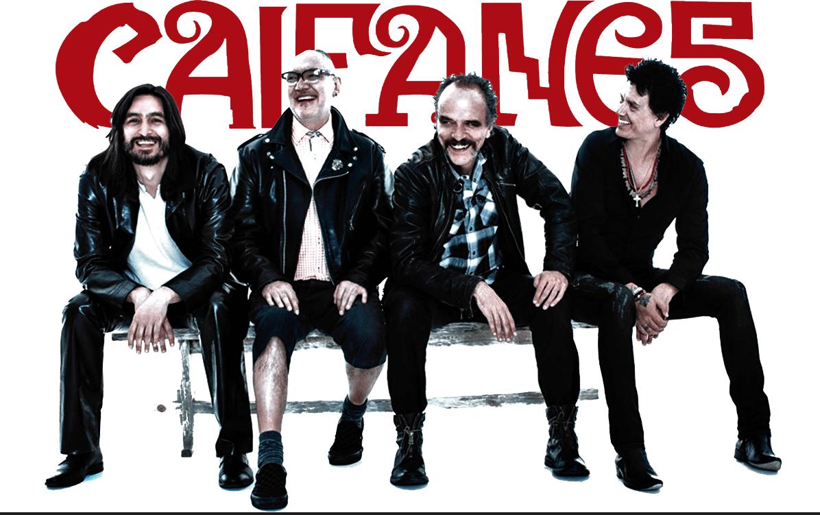 Confirma Caifanes para el Festival Manzanillo Live