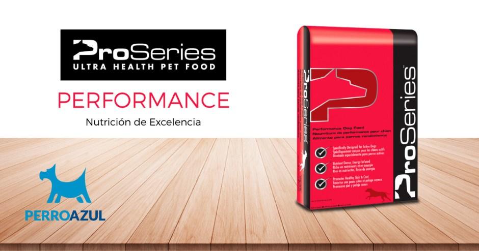 ProSeries Performance