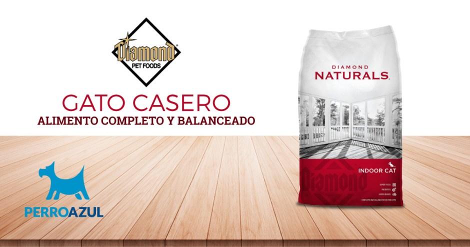 Diamond Naturals Gato Casero