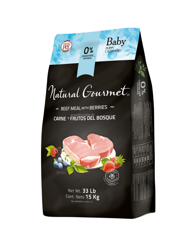 Natural Gourmet Baby