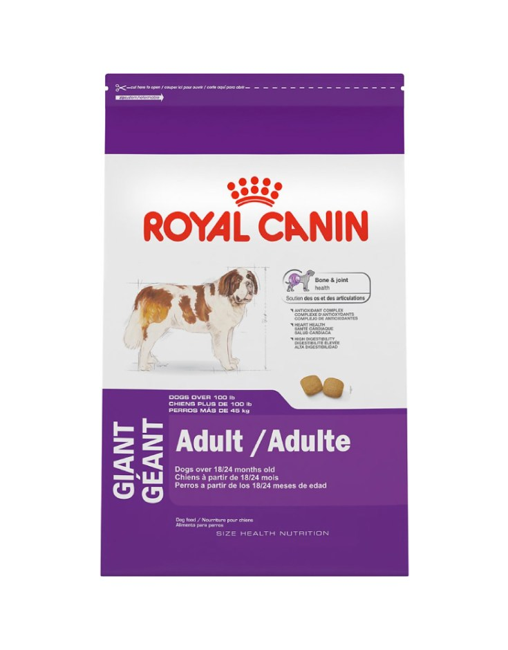 Royal Canin Adulto Gigante