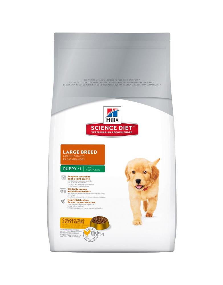 Hill's Science Diet Cachorro Razas Grandes