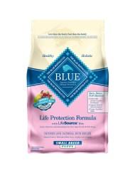 Blue Buffalo Cachorro Razas Pequeñas Receta de Pollo y Avena