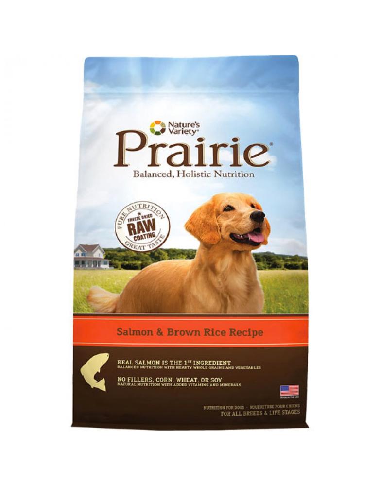 Prairie Salmón y Arroz Integral