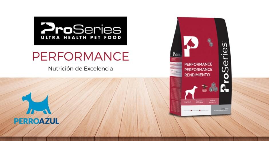 Croquetas ProSeries Performance