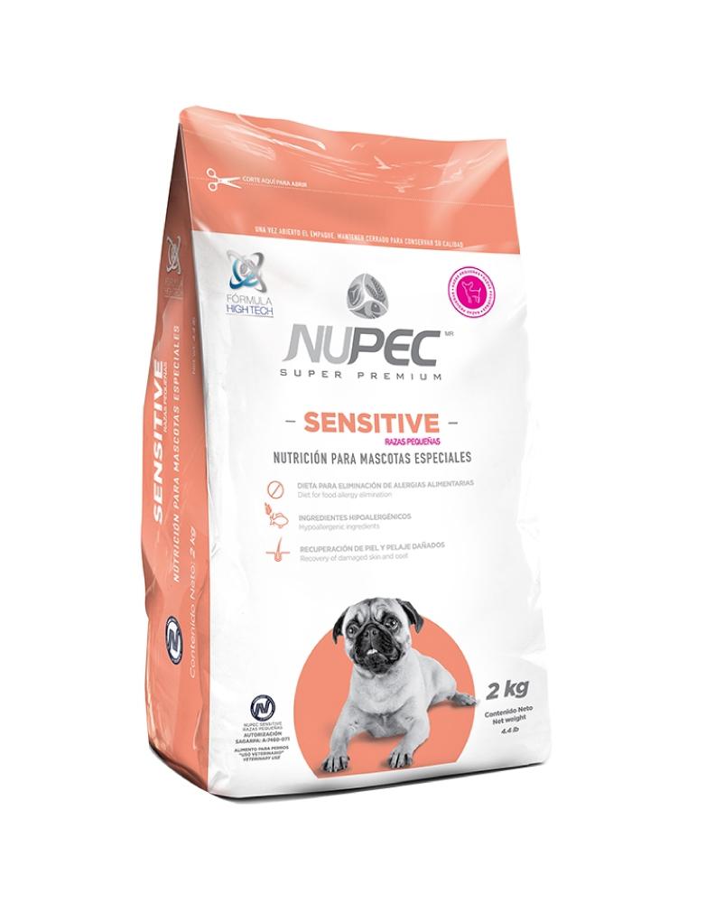 Nupec Sensitive Skin Razas Pequeñas, Piel Sensible