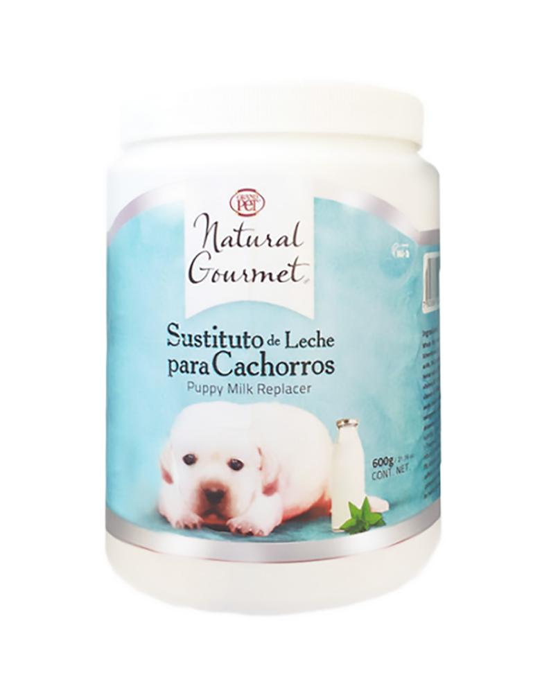 Natural Gourmet Sustituto de leche para perros cachorros