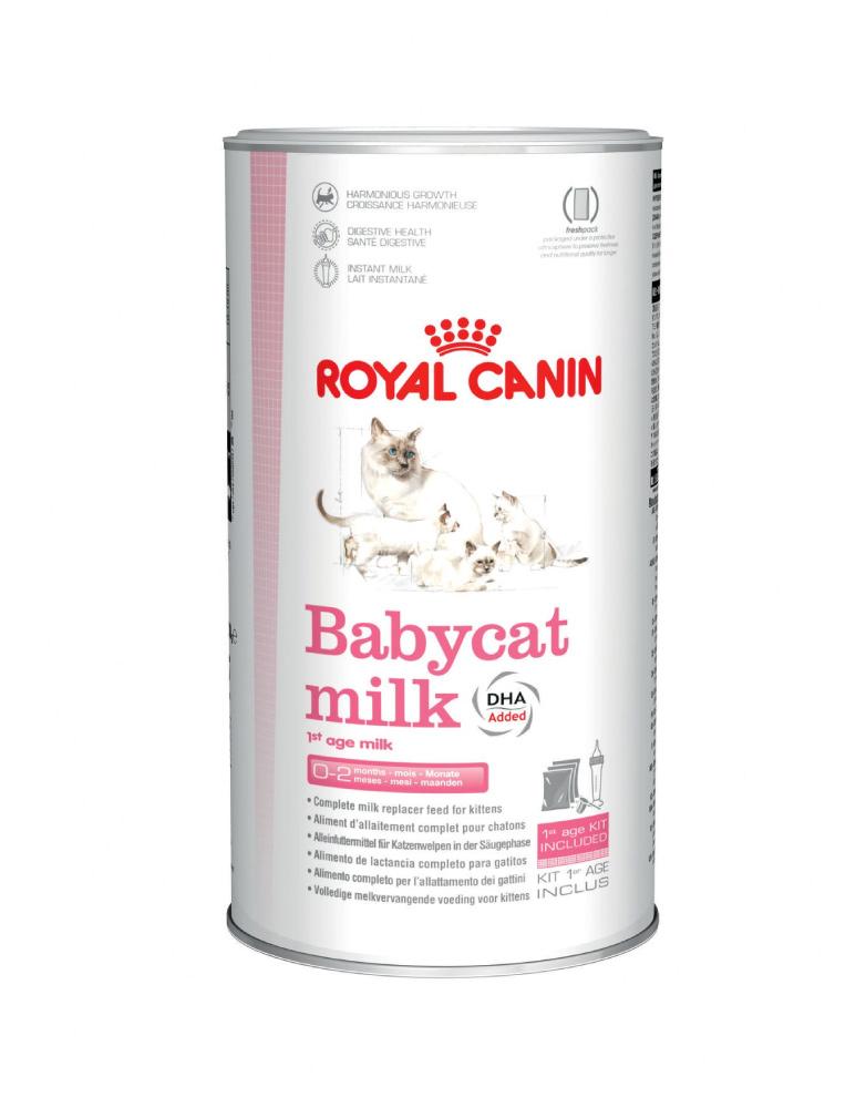 Leche para gato Royal Canin Babycat Milk
