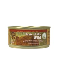 Alimento Húmedo en Lata Taste of the Wild Canyon River Feline