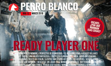 PERRO BLANCO | NÚMERO 12| MARZO/ 18