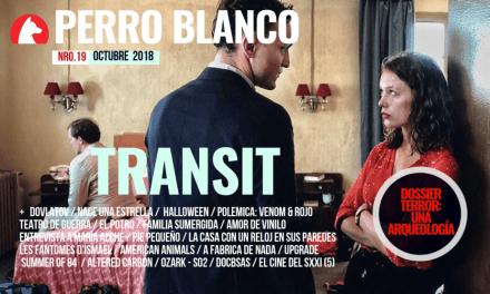 PERRO BLANCO | NÚMERO 19 | OCTUBRE / 18