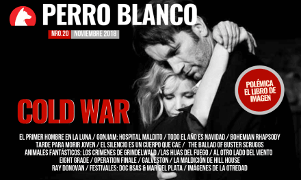 PERRO BLANCO | NÚMERO 20 | NOVIEMBRE / 18
