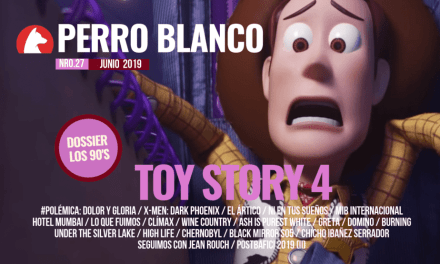 PERRO BLANCO   NÚMERO 27  JUNIO / 19