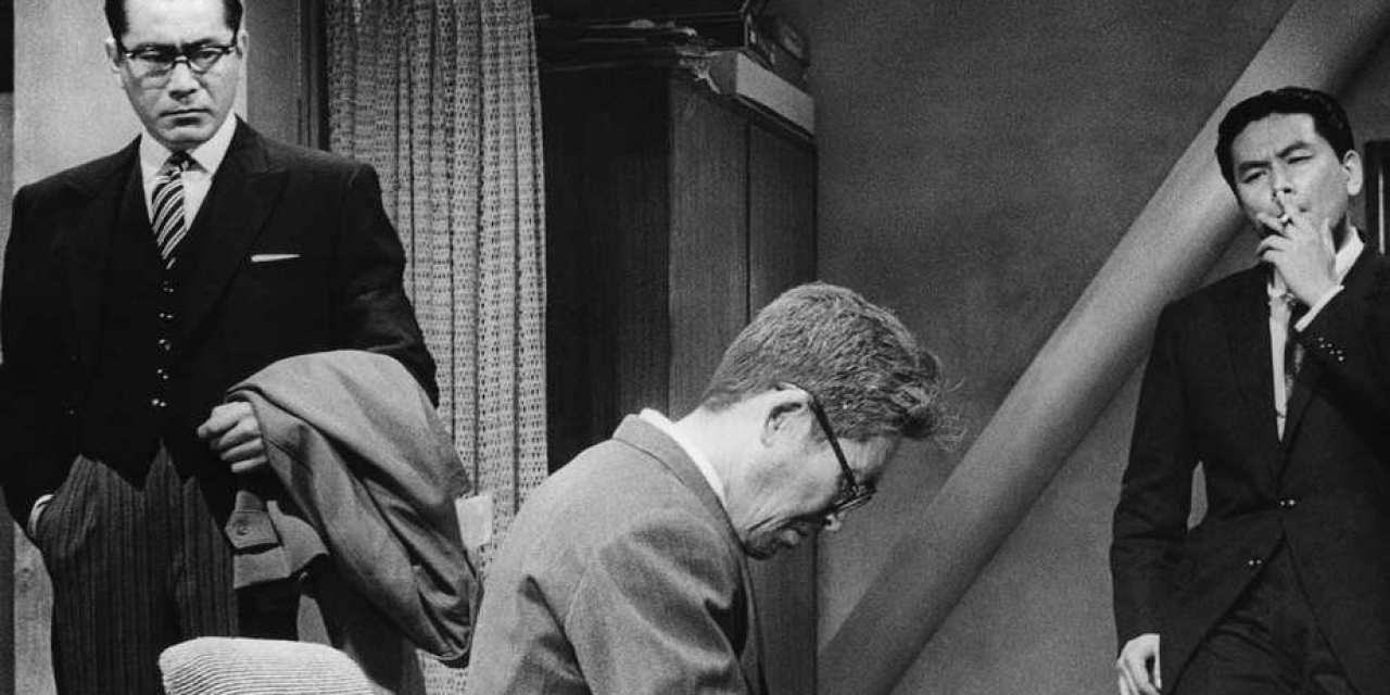 """<span class=""""wtr-time-wrap block before-title"""">Tiempo de lectura: <span class=""""wtr-time-number"""">1</span> minutos</span>Puesta de cámara (II): El movimiento dentro del cuadro en el cine de Kurosawa"""