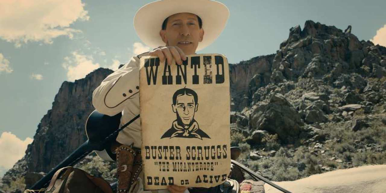 """<span class=""""wtr-time-wrap block before-title"""">Tiempo de lectura: <span class=""""wtr-time-number"""">2</span> minutos</span>The ballad of Buster Scruggs"""