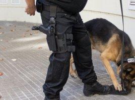 "alt=""perra policía Xica drogas"""