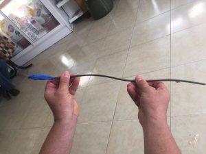 varilla de 30 centímetros