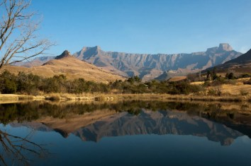 El Anfiteatro de Drakensberg, Sudáfrica