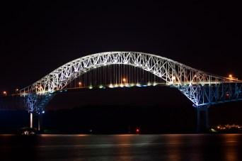 Puente de las Américas, Panamá