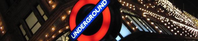 Londres, Underground en Harrods