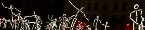 Fête des lumières de Lyon 2011: Key Frames / Scènes de vi(ll)e