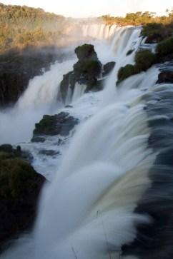 Cataratas del Iguazú, vistas desde el lado argentino