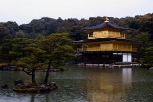 Sábado 10 — Kinkaku-ji, Kioto, Japón