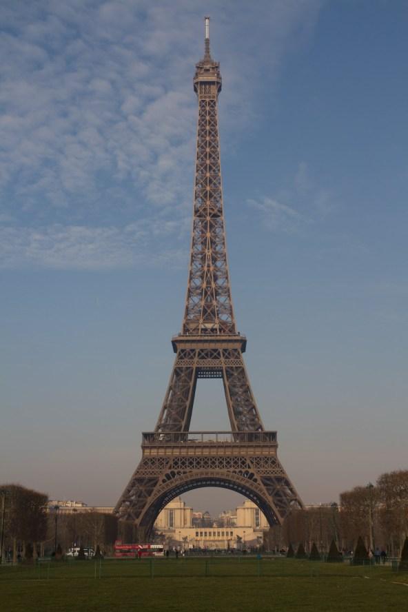 La Torre Eiffel, París, Francia